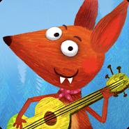 Little Fox Music Box
