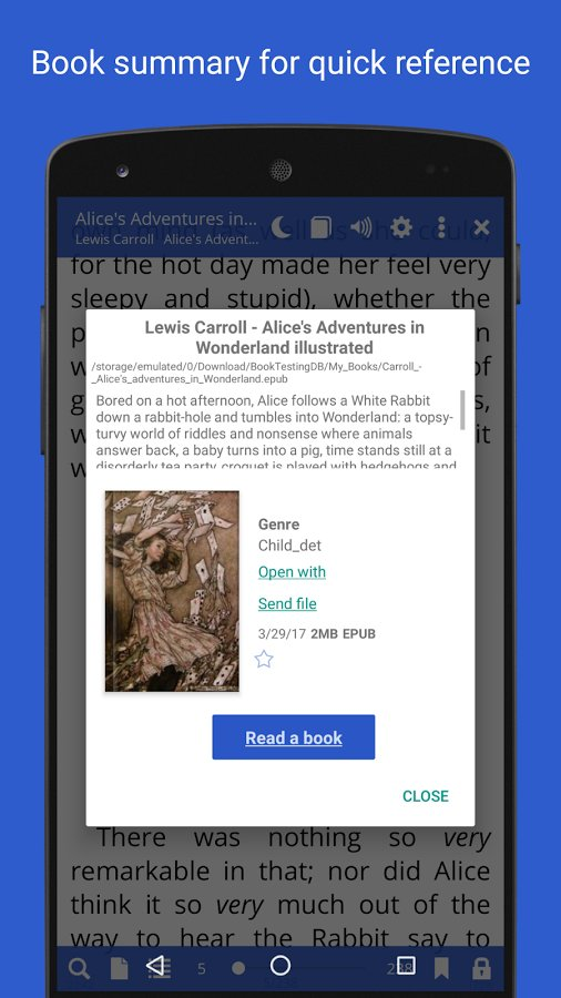 epub or mobi for android