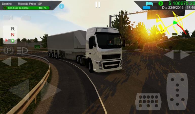 Truck simulator: europe – игры для android 2018 скачать.