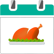 Recipe Calendar - Meal Planner