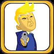 Trump vs Machote