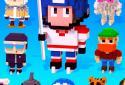 Blocky Hockey - Ice Runner