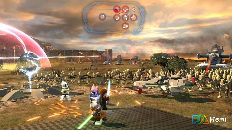 Lego star wars iii: the clone wars скачать 0. 61 на psp.