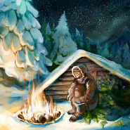 Winter Island CRAFTING 3D GAME