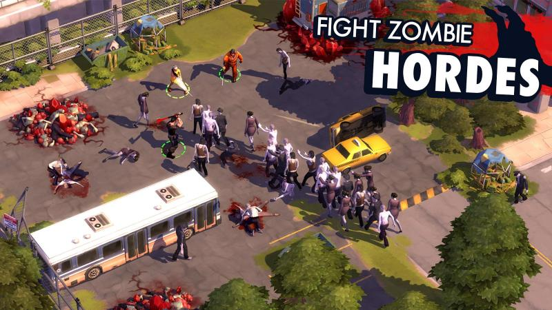Zombie Anarchy: War & Survival Screenshot