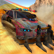 Buggy Car Race: Death Racing