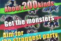 Capsule toy Monsters