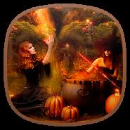 Magic Halloween Free LWP