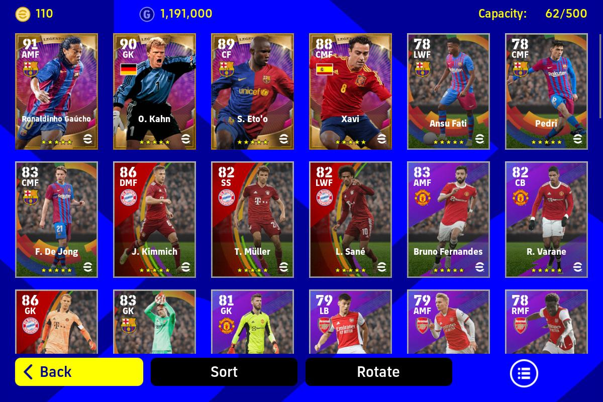 PES 2018 PRO EVOLUTION SOCCER screenshot