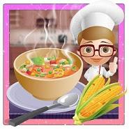 Corn Soup Maker Story