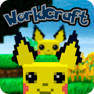Worldcraft pockecraft pixelmon