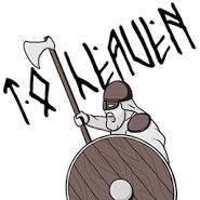 To Heaven : Till Valhalla!