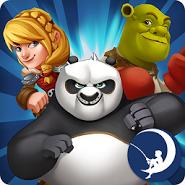 DreamWorks:Universe of Legends