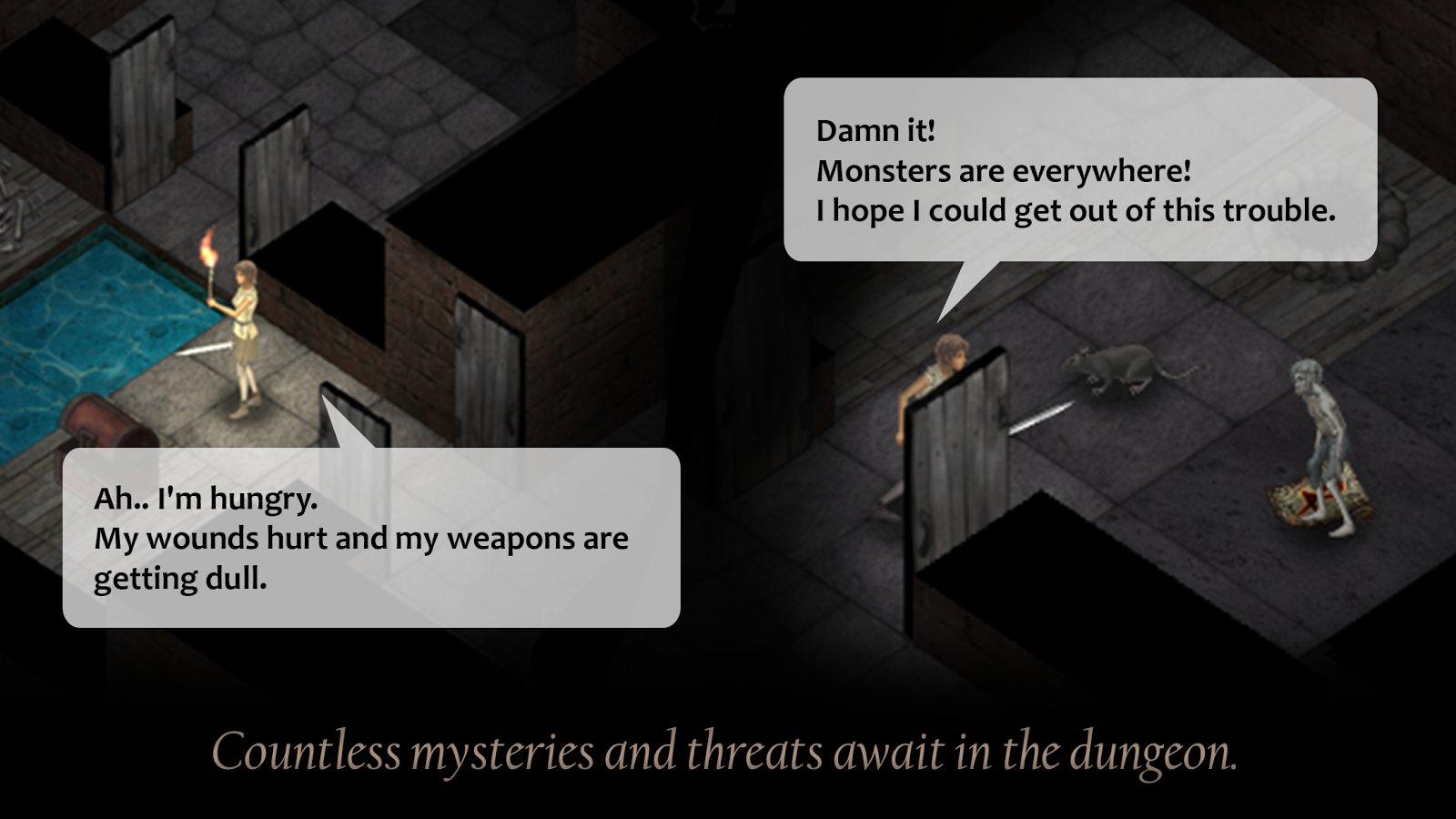 Darkness Reborn на андроид скачать бесплатно apk