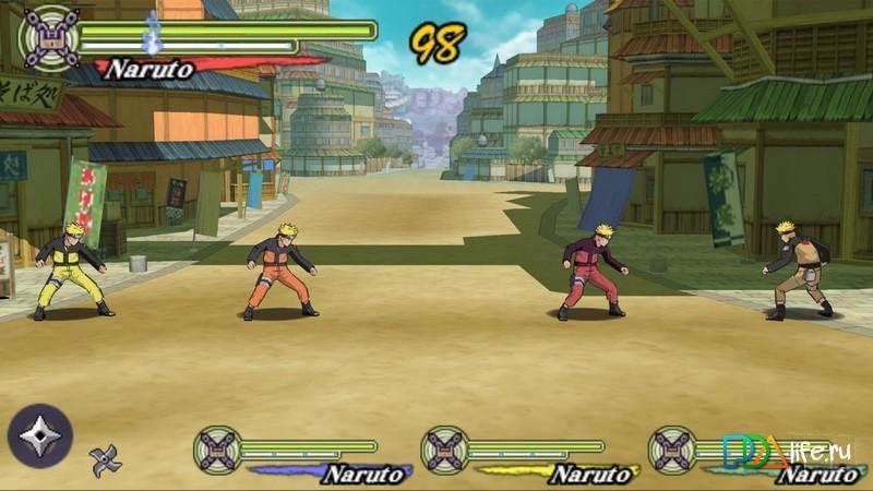 download game ppsspp naruto ninja impact storm 4