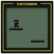 OLD PLATFORMER GAME
