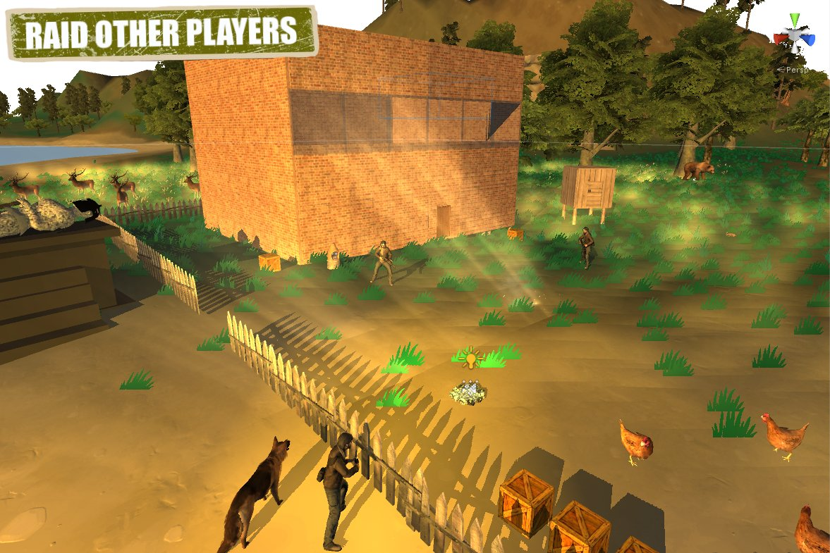 Rustland survival and craft скачать 2. 9. 3 на android.