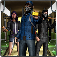 London Subway Criminal Squad