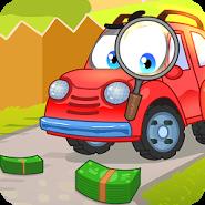 Wheelie 7 - Detective