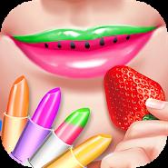 Fruity Lipstick Maker Salon