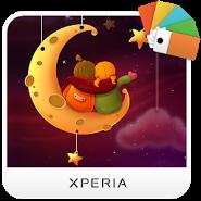 XPERIA™ Best Friends Theme