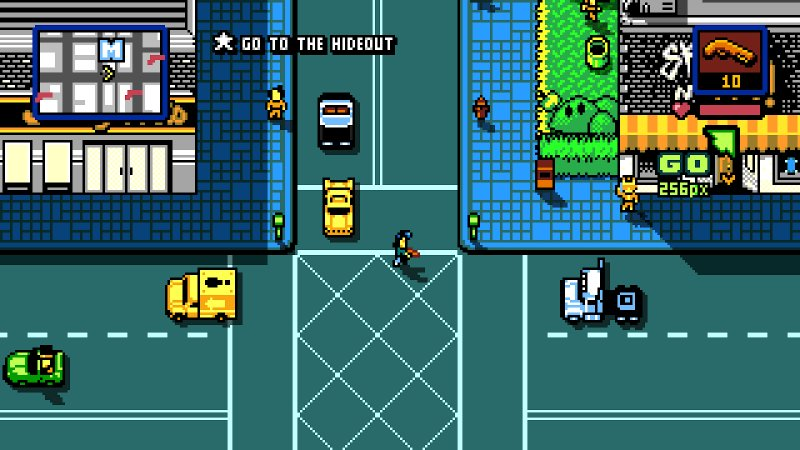 Retro City Rampage DX скачать 1 0 5 на Android