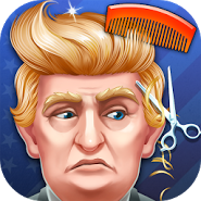 Trump's Hair Salon