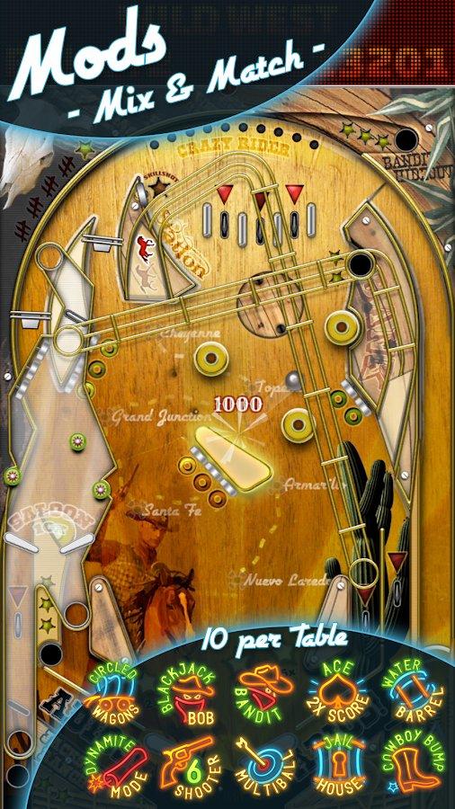 Pinball Deluxe: Reloaded Screenshot