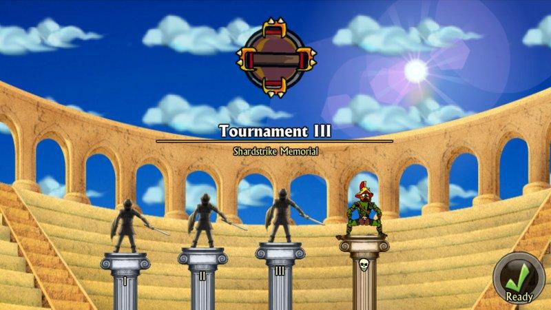 Swords and Sandals 2 Redux Screenshot