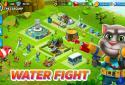 Говорящий Том: водная битва