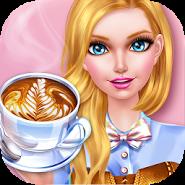 Fashion Doll: Coffee Art Salon