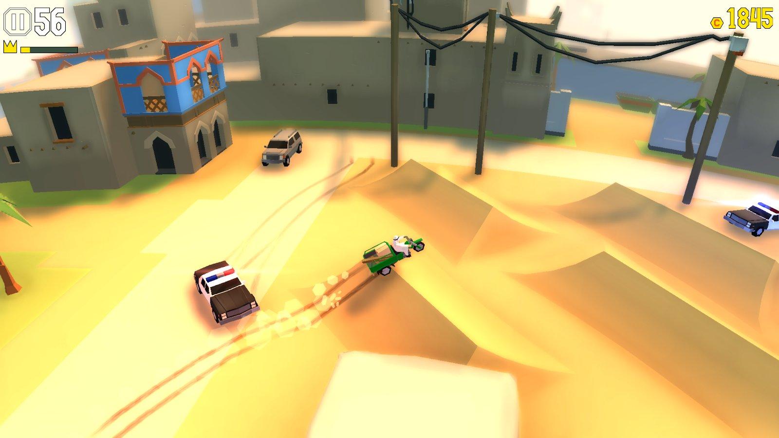 Скачать Reckless Racing 2 1.0.4 на андроид …