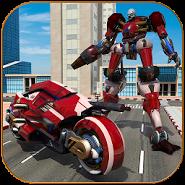 Moto Robot Transformation