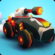 Tank Raid - 3D Online Multiplayer