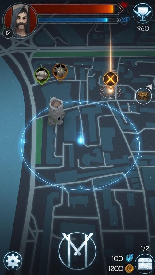 Игры с дополненной реальностью для андроид …