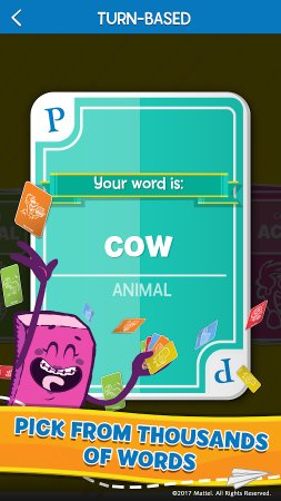 Pictionary (Ad free) Screenshot