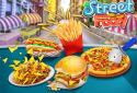 Street Food Stand Cooking Game