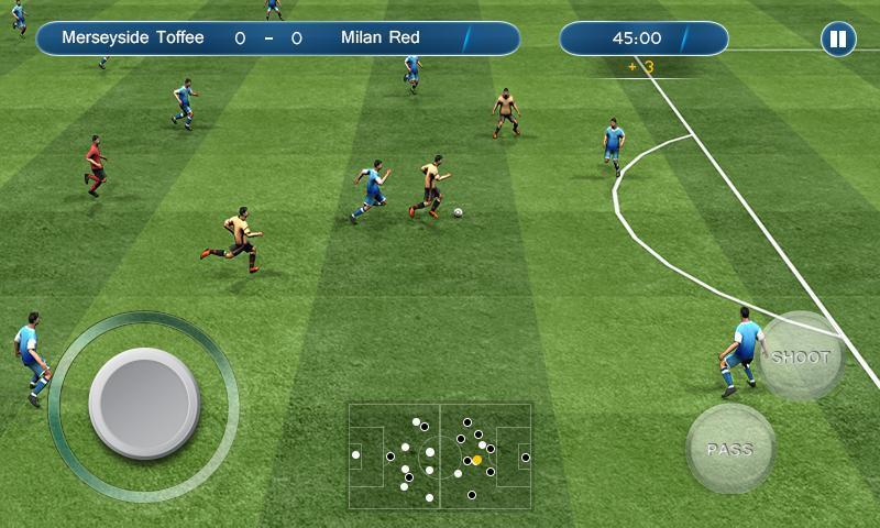 Футбол на андроид это увлекательные игры с современной реалистичной графикой, которая позволит погрузиться с головой в события чемпионатов.