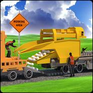 Train Games: Construct Railway