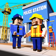 City Police Station Builder