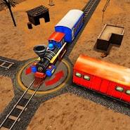 Express Train 3D