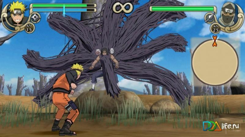 Ppsspp naruto shippuden ultimate ninja impact android youtube.