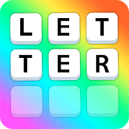 Letter Bounce - Word Puzzles