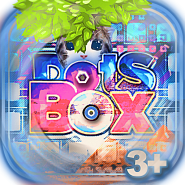 Dots Box +LevelEditor (Jewels)