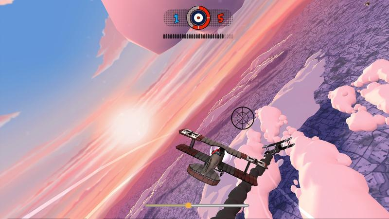 Ace Academy: Skies of Fury Screenshot
