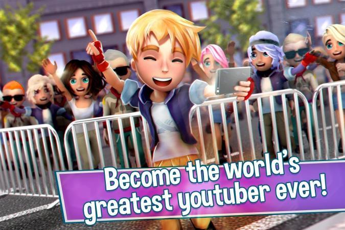 Life game youtuber Youtubers Life