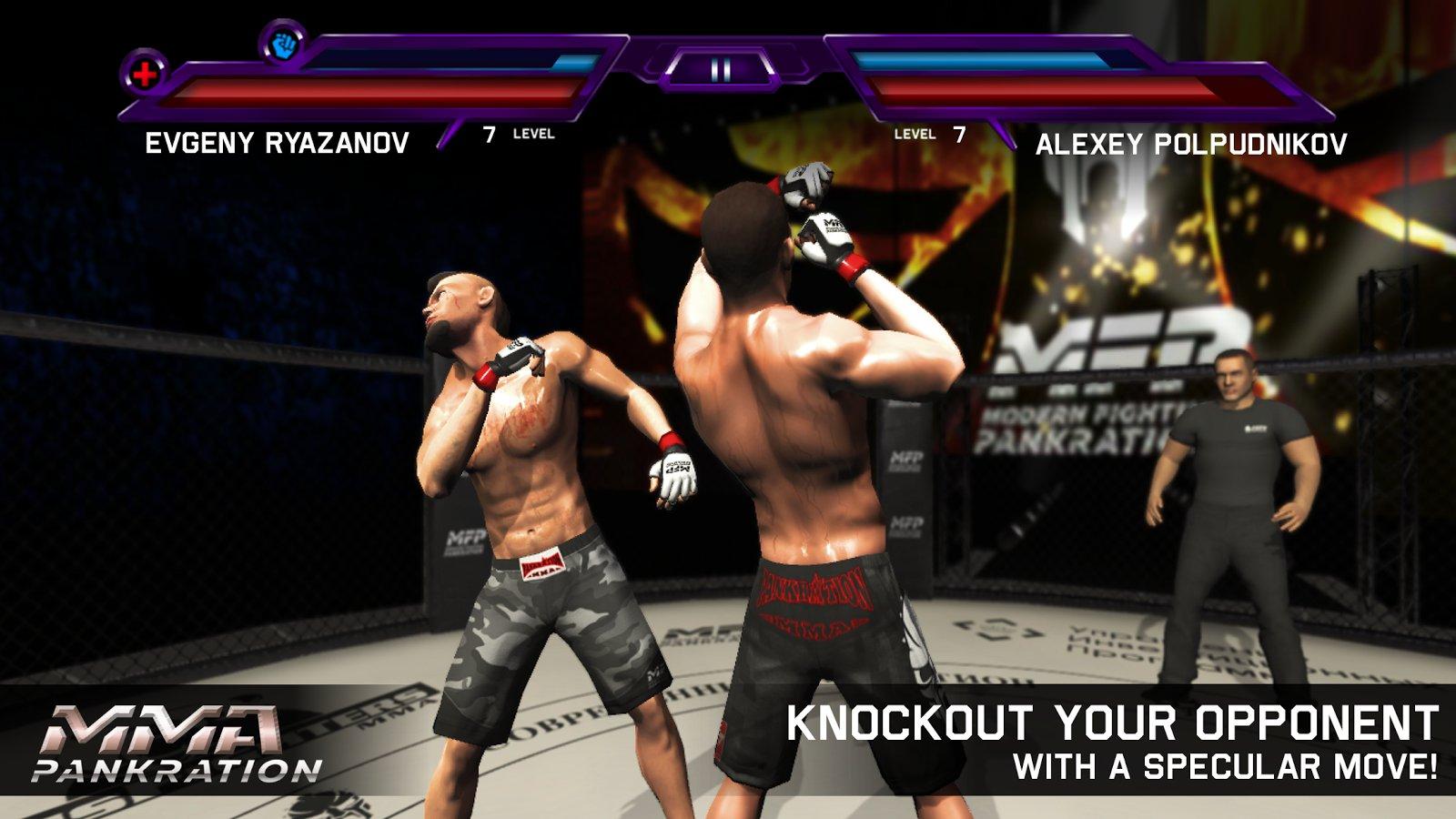 Скачать игру ea sports ufc бои без правил на андроид бесплатно.