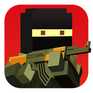 GUNZ.io Beta - Pixel 3D Battle