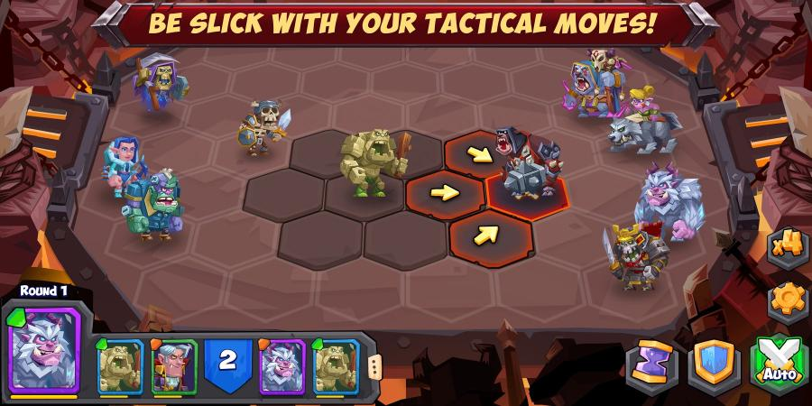 Tactical monsters скачать 1. 5. 4 на android.