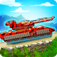 Tank Race: WW2 Shooting Game